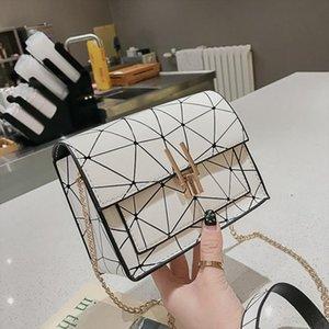 Women Handbags Designer Bags Messenger Bag Handbag Wild Crack Printing Wild Ladies Shoulder Bag Purse Bolso Mujer