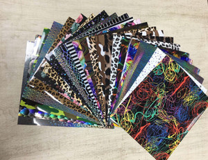 el envío libre hermoso color 23 hojas 25cmx21cm de transferencia de calor de TPU Vinilo prensa del calor de la máquina de la camiseta hierro en HTV Impresión