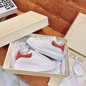 Арбуз цвета Мужской Женской мода Смарт платформа обувь Flat Повседневный Lady Walking вскользь тапки белых туфель камень шаблон обувь