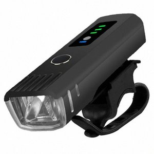 Bike Light USB Rechargeable 4 Mode Bicycle Front Light Lamp Bike Headlight Waterproof Cycling LED Lantern CgLm#