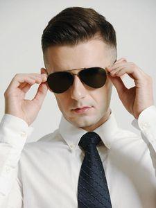 Luxury Vintage Sunglasses Men Brand Designer Retro Female Sun Glasses Points Eyewear Women Men Sun Glasses Oculos With Case 8016
