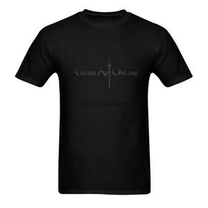 T-shirt Sword Art Online classica da uomo su misura