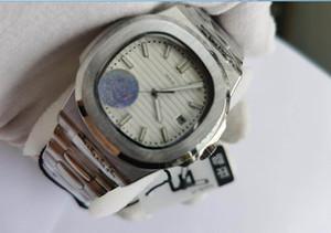 2020 hommes usine U1 gros mouvement de montre automatique Glide deuxième médaille d'argent en verre saphir main et la montre-bracelet or