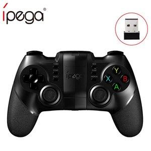 Cgjxs IPEGA Pg -9076 Pg 9076 Bluetooth Gamepad для Playstation3 контроллера с держателем для Android / Windows Smartphon Tablet PC