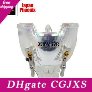 Gigertop 17r 350w Japão Phoenix Lamp / 350w lâmpada / 17r 350w feixe de ponto Moving Head Light Original Msd Platinum 17r feixe Moving Head