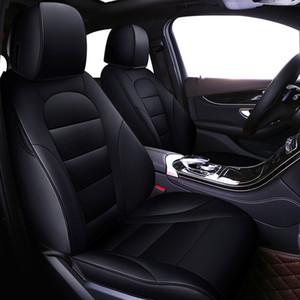 ZHOUSHENGLEE Custom Car Seat Covers for SRX ESCALADE ATS SLS CTS XTS CT6 XT5 XT4 Automobiles Seat Covers car accessorie