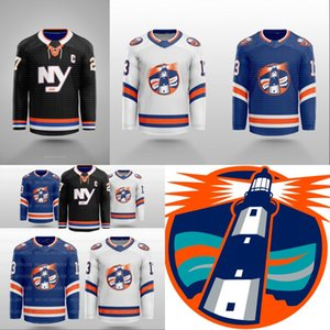 New York Islanders Concept Mathew Barzal Jersey Derick Brassard Brock Nelson Bailey Beauvillier Lehner Eberle Anders Lee Pulock Jerseys