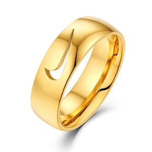 de acero de titanio anillo de DAYHAO 925 hiphop masculina y el anillo de estilo de la calle personalidad creativa hiphop femenina ahora