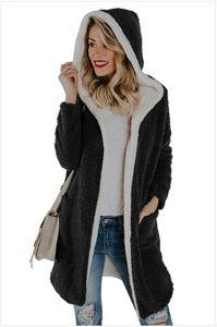 Coat Women Designer Clothes Womens Winter Coats Fashion Warm Loose Cardigan