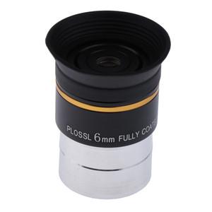 """1.25 \"""" İnç 31.7mm Plossl 6mm Eyepiece Lens İçin Astronomik Teleskop Kiti"""