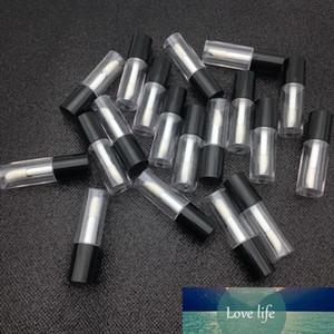 0.8ml Mini Empty Clear Lip Gloss Tube - Plastic Lip Balm Bottle - Size:5.0x1.3cm Travel Refillable Lipstick Sample Container - Wholesale