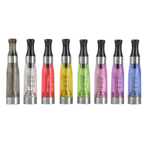 Ego CE4 Clearomizer Atomizer Cartomizer ce5 ce6 tank 1.6ml Vaporizer for ego-t ego-k battery e cigarette starter kits 8 colors DHL