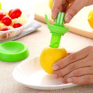 Spremere Juicer Limone Spray Mist arancio spremiagrumi polverizzatori cucina che cucina strumento LJJA1445