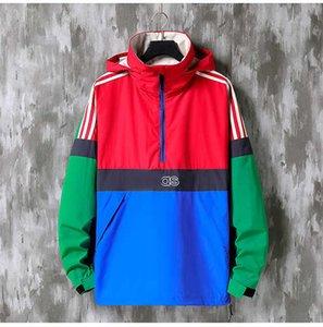 2020 Jacket Moda Mens Womens para Casual Outono e Inverno Unisex Sports Windbreak Jackets Hot Sale Hoodie Jacket Haute Couture