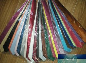 Gravata dos homens imitado 100% SILK gravata TIE Stripe sólido dot assorted 24pc / lot # 1326