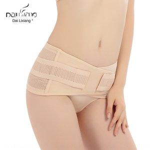 cintura addominale elastica di Dai Lixiang postparto pelvico Dai Lixiang postparto donne maglia respirabile sollevamento dell'anca q3bM8 cintura ventrale