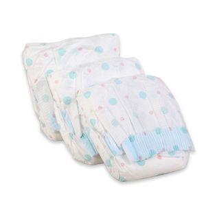 10 pièces / paquet chien de couche-culotte jetable Respirant Nappy super Absorbent Femme Safe