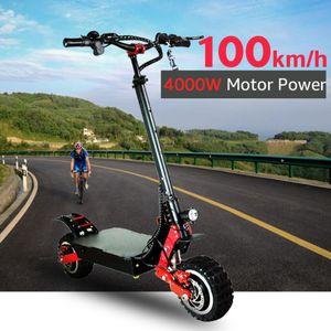 scooter de 4000W 60V eléctrico para patines eléctricos Pleasant silla de ruedas 100 KM / H motor eléctrico 11 adultos patines