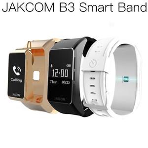 JAKCOM B3 relógio inteligente Hot Venda em Inteligentes Pulseiras como XBO smartwatch costume digimon telemóvel