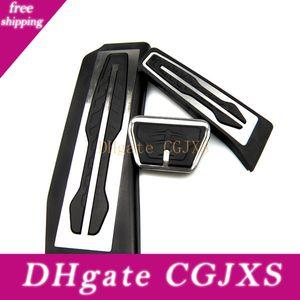 Не Gtparts Нет Дрель газа Тормозная Подножка Pedal Plate Pad для Bmw Новая 5 серии G30 G31 Gas Accelerator Перерыв Педали