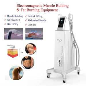 Meilleure vente EMS non invasifs Minceur de la machine Formation de la machine Muscle ems Muscle EMS Muscles Stimuler une machine amincissant