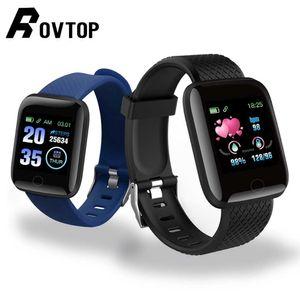 D13 Smart Watches 116 Plus Heart Rate Watch Smart Wristband Sports Watches Smart Band Men Women Waterproof Smartwatch