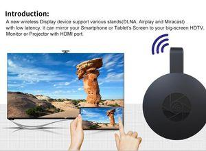 MiraScreen G2 TV عصا دونغل مختلفة الإرسال CROME المصبوب HDMI واي فاي استقبال العرض Miracast جوجل جهاز Chromecast 2 البسيطة PC الروبوت TV