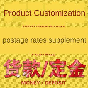 Sportanzug Zahlung Anzahlung Fracht Entschädigung 1 Yuan Sportswear T-Shirt Sportbekleidung Verbindung schnelltrockn T-Shirt Fitness-Kleidung für m