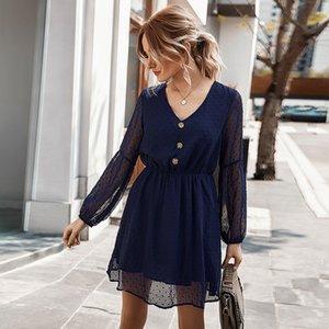 Diseñado auto-Shot Online Exteriores Celebrity real Indie 4,8 puntos elogian vestido de verano 2020