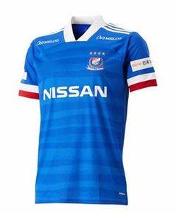 2020 Yokohama F. Marinos Soccer Jersey J1 League Soccer Uniform Hommes Yokohama F.Marinos Shirt spécial à manches courtes football