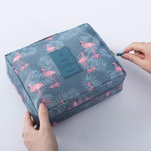 Cosmetic Bags Fashion Cosmetic Bag Neceser Cosmetic Bag Toiletries Storage Bag Waterproof Female Storage