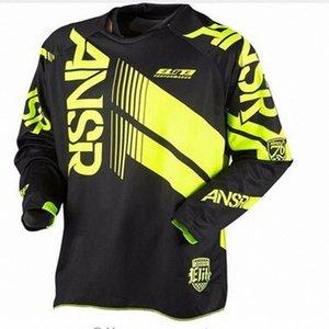 Sıcak Satış Hız motokros Formalar Kir moto moto bisiklet MTB yokuş aşağı gömlek motosiklet t shirt Yarışı Jersey bisiklet 28ST # Atlatmaktan