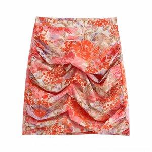 qH9n5 CBB-2080 nv fleur imprimé shi de qun femmes CBB-2080 nouvelle fleur féminin imprimé nv shi Qun nouvelle jupe jupe jupe