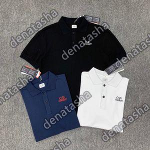 el diseñador del mens t shrits compañía partidos comunistas de polo letras clásicas Imprimir Imprimir etiqueta CAMISETA DEL POLO CP ropa de diseño EMPRESA transpirables
