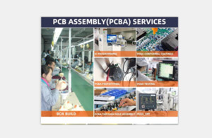 China Factory OEM PCB PCBA Assembly Manufacturer With ICT Function test X-ray AOI Testing Customized Service
