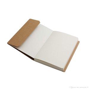 크래프트 커버 빈 100g 전체 목재 종이 스케치 도서 - 210 밀리미터 140 밀리미터 - - 112 매 / 224 페이지 350gsm 크래프트 종이