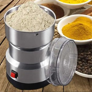 Elétricos Moedor de Cozinha Cereais Nuts Beans Especiarias Grains Retífica Multifuncional Início Coffe Grinder máquina
