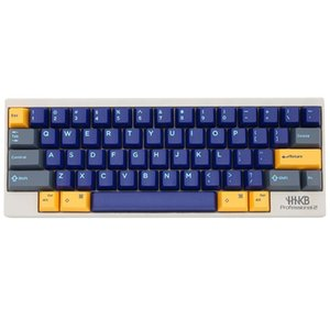 Domikey Hhkb Abs Doubleshot Keycap Set Atlantis Blue Hhkb Profile For Topre Stem Mechanical Keyboard Hhkb Professional Pro 2 Bt T200524