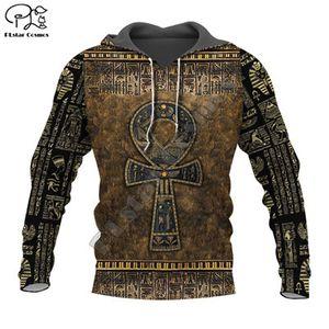 PLstar Cosmos Horus Dios egipcio Símbolo egipcio Anubis faraón chándal IMPRIMIR3D cremallera / camisas / camisetas / chaqueta / Hombres / Mujeres s18 CX200808