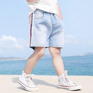 indossare ragazzi bicchierini dei bambini 2020 nuovo estate ed i jeans di usura Jeans per bambini