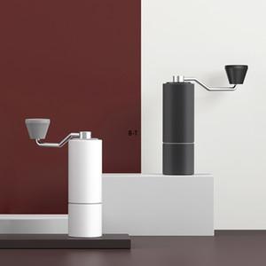Azionamento manuale Coffee Grinder manuale della famiglia-perforata Macchina da Caffè Rettifica doppio cuscinetto