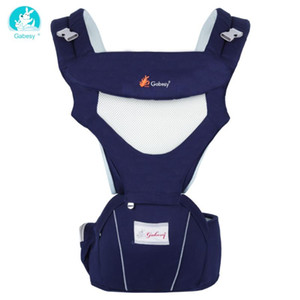 Gabesy recém-nascido 3 em 1 Ergonomic Baby Carrier infantil Sling Kid Backpack Hip assento ergonômico design múltiplo Carrying maneiras Backpack