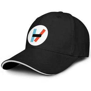 Unisex Yirmi Britpop-Tek oturum Pilotlar Sen Moda Beyzbol Sandwich Hat beyzbol Orijinal Kamyon sürücüsü Cap Beyaz Yirmi Is üzerine Holding
