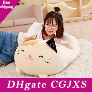 60 / 30cm Pillow bebê pinguim sapo japonesa Super macio Plush Toys cão dos desenhos animados do gato Presentes de Natal de alta qualidade para crianças