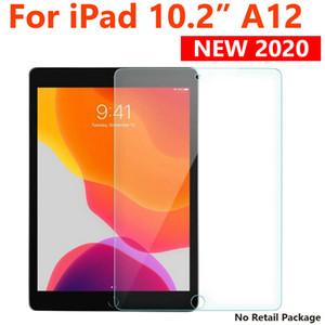 الشاشة الزجاج المقسى حامي للحصول على آي باد 10.2 بوصة 2020 8 الجيل A12 9H المضادة للصدمة قسط لا صفقة البيع بالتجزئة
