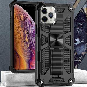 À prova de choque de telefone para o iPhone 12 SE 2020 11 pro xs max 7 8 mais híbrido capa para Samsung Galaxy Note 20 Ultra