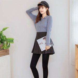 0dTNd hip-levage en nylon avec un pantalon leggings de fil chaud de culasse et Breech automne hiver nouvelles femmes chaudes minces coton tout-en-un pantalon