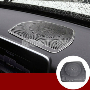 Inner Centro Painel Speaker Tampa guarnição Para Mercedes Benz GLC X253 2015-2019