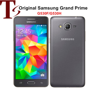 Original Samsung Galaxy Grand Prime G530H G530F Desbloqueado Celular Celular Quad Core Dual / Single SIM 5.0 Polegada 3G Smartphone recondicionado