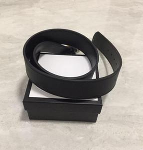 Großhandel Gürtel für Männer und Frauen Gürtel 2,0 cm 3.0 cm 3.4cm 3,8 cm große schnalle top mode ledergürtel mit box